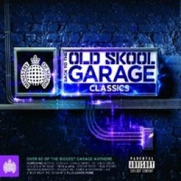 Ministry of Sound: Back To the Old Skool Garage Classics [3CD]