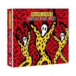 Voodoo Lounge Uncut [DVD+2CD]