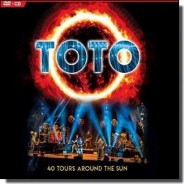 40 Tours Around the Sun [2CD+DVD]