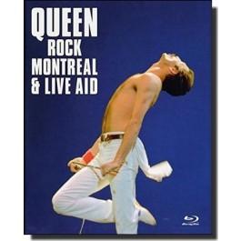 Rock Montreal / Live Aid [Blu-ray]