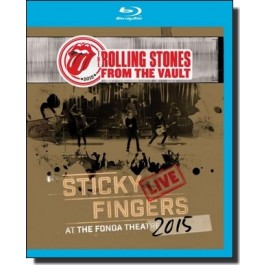 From the Vault: Sticky Fingers – Live At the Fonda Theatre 2015 [Blu-ray]
