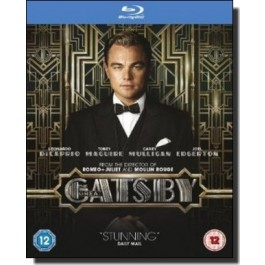 The Great Gatsby [Blu-ray]