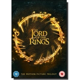 The Lord of the Rings Trilogy [6x DVD]