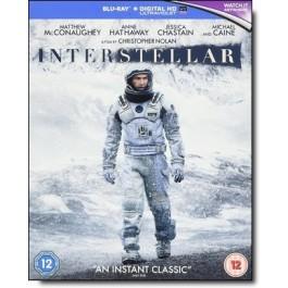 Interstellar [2x Blu-ray]
