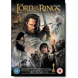 The Lord of the Rings - The Return of the King [2DVD]