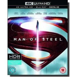 Man of Steel [4K UHD+Blu-ray+DL]
