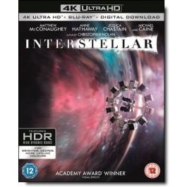 Interstellar [4K UHD+ Blu-ray]