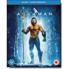 Aquaman [Blu-ray+DL]