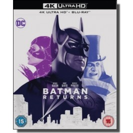 Batman Returns [4K UHD+ Blu-ray]