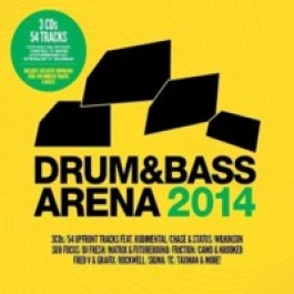 Drum & Bass Arena 2014 [3CD]