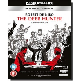 The Deer Hunter [40th Anniversary Edition] [4K UHD+Blu-ray]