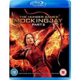 The Hunger Games: Mockingjay Part 2 [Blu-ray]