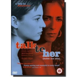 Talk To Her | Hable con ella [DVD]