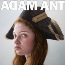 Adam Ant is the BlueBlack Hussar In Marrying the Gunners Daughter [2LP]