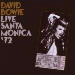 Live in Santa Monica '72 [CD]