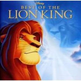 Best of The Lion King [CD]