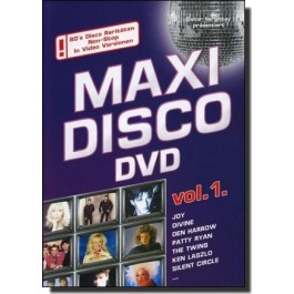 Maxi Disco Vol. 1 [DVD]