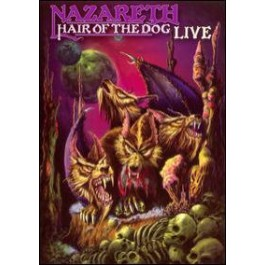 Hair of the Dog: Live [DVD]