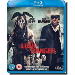 The Lone Ranger [Blu-ray]