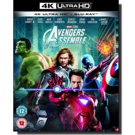 Avengers Assemble [4K UHD+Blu-ray]