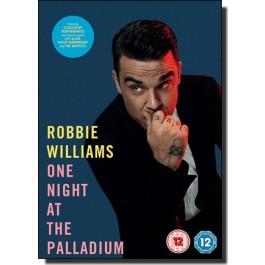 One Night at the Palladium [DVD]