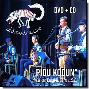 Pidu kodun: Kontsert Karksi-Nuias mais 2018 [CD+DVD]