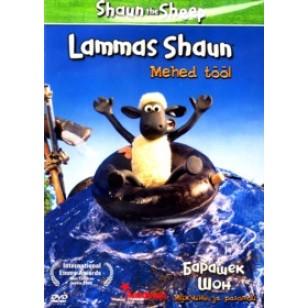 Lammas Shaun 12: Mehed tööl [DVD]