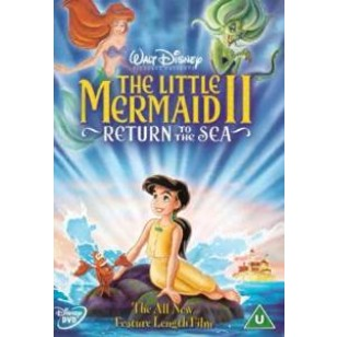 Little Mermaid II: Return to the Sea [DVD]