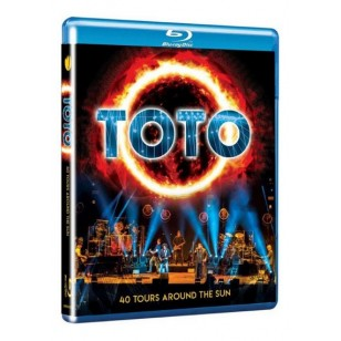 40 Tours Around the Sun [Blu-ray]