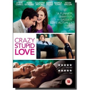 Crazy, Stupid, Love [DVD]