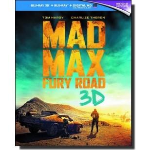 Mad Max: Fury Road [2D+3D Blu-ray]