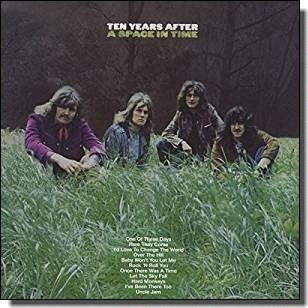 A Space in Time [CD]