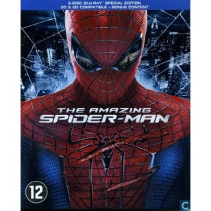 The Amazing Spider-Man [2D+3D Blu-ray]