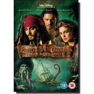 Pirates of the Caribbean 2: Dead Man's Chest [DVD]