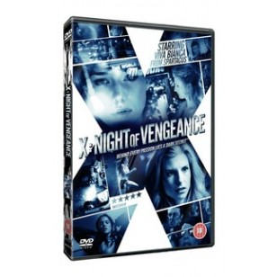 X : Night of Vengeance [DVD]