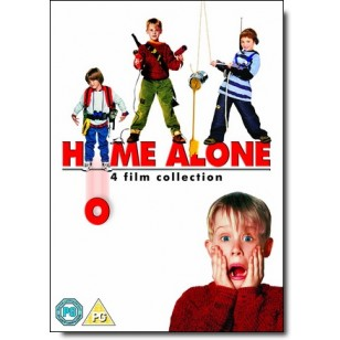 Home Alone 1-4 [4DVD]