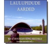 Laulupidude aarded - Estonian Souvenirs Vol. 2 [CD]