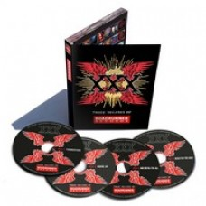 XXX: Three Decades of Roadrunner Records [4CD]