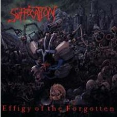 Effigy of the Forgotten [CD]