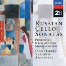 Russian Cello Sonatas [2CD]