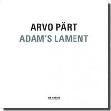 Adams Lament [CD]