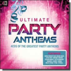 Ultimate Party Anthems [4CD]