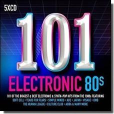101 Electronic 80s [5CD]