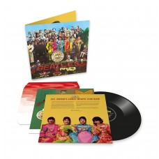 Sgt. Pepper's Lonely Hearts Club Band [LP]