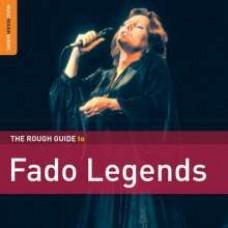 The Rough Guide To Fado Legends [2CD]
