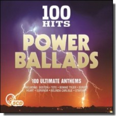 100 Hits - Power Ballads [5CD]