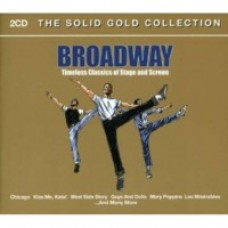 Solid Gold Broadway [2CD]