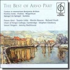 The Best of Arvo Pärt [CD]