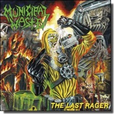 The Last Rager EP [12inch]
