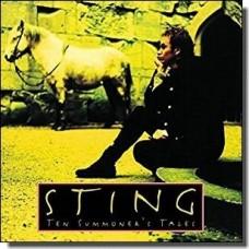 Ten Summoner's Tales [CD]